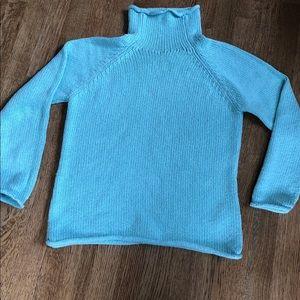 LLBean cotton sweater